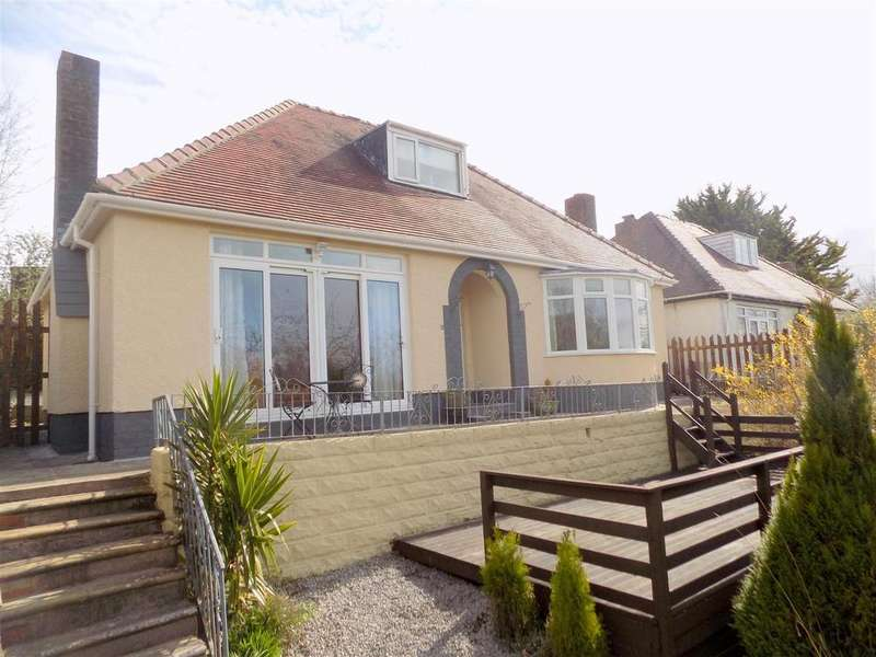 3 Bedrooms Detached Bungalow for sale in Taillwyd Road, Neath Abbey, Neath