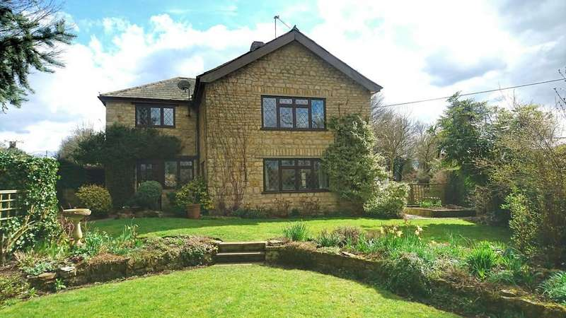 3 Bedrooms Cottage House for sale in The Green, Turweston