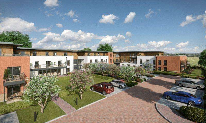 1 Bedroom Retirement Property for sale in Harvard Place, Shipston Road, Stratford-Upon-Avon