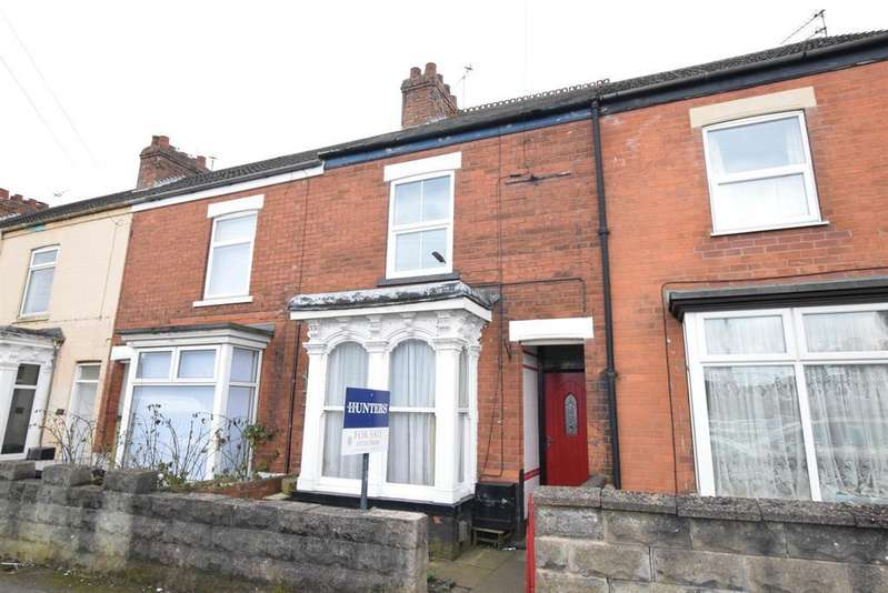 3 Bedrooms Terraced House for sale in Mary Street, Scunthorpe, DN15 7QF