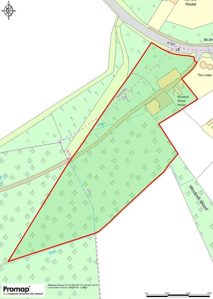 Plot Commercial for sale in Chelford Road, Ollerton, Knutsford, Cheshire, WA16