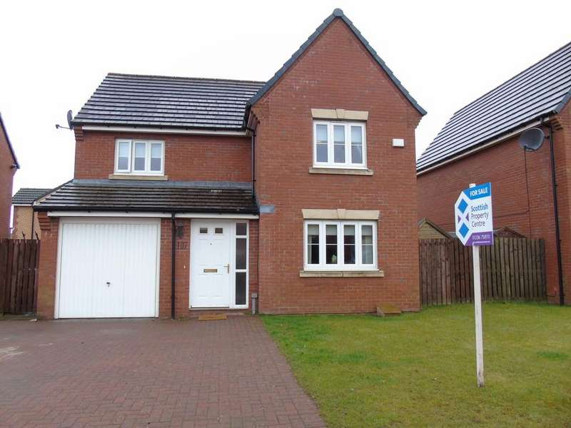 4 Bedrooms Detached House for sale in Inverlochy Road, Cairnhill, Airdrie, North Lanarkshire, ML6