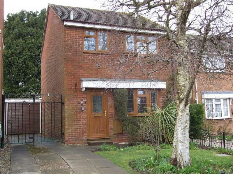 3 Bedrooms Detached House for sale in Cardigan Road, Bedworth