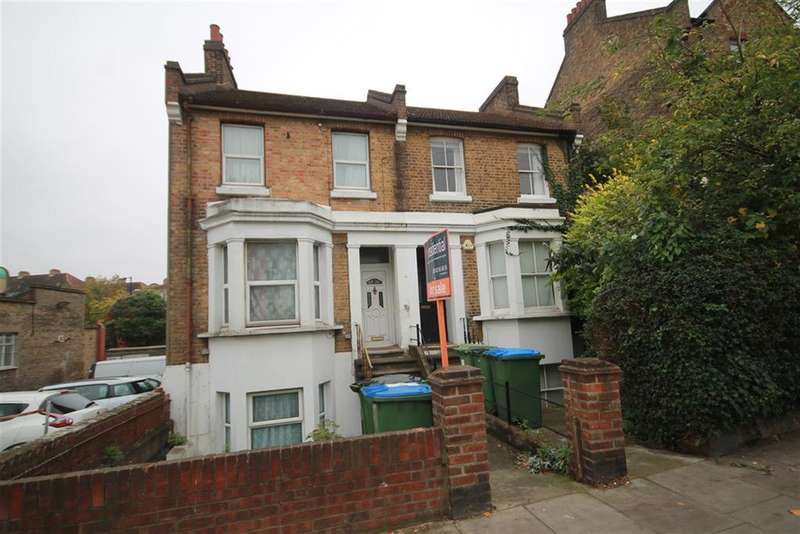 2 Bedrooms Ground Flat for sale in Eglinton Hill, Plumstead, London, SE18 3PG