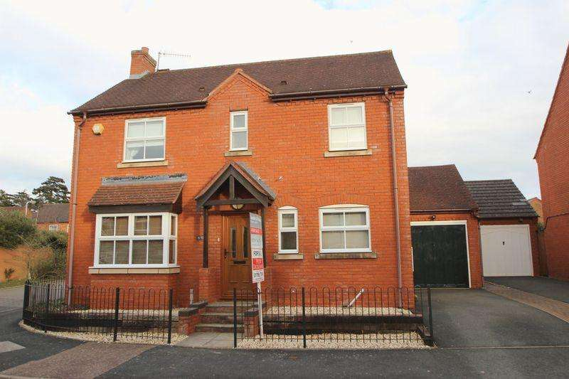 3 Bedrooms Detached House for sale in Ebsdorf Close, Bidford On Avon, B50 4FQ