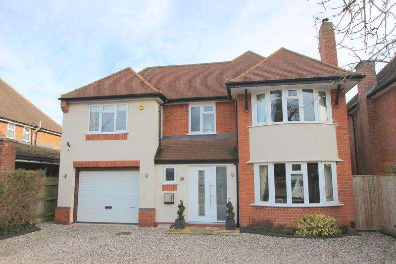 4 Bedrooms Detached House for sale in Dale Avenue, Stratford-Upon-Avon