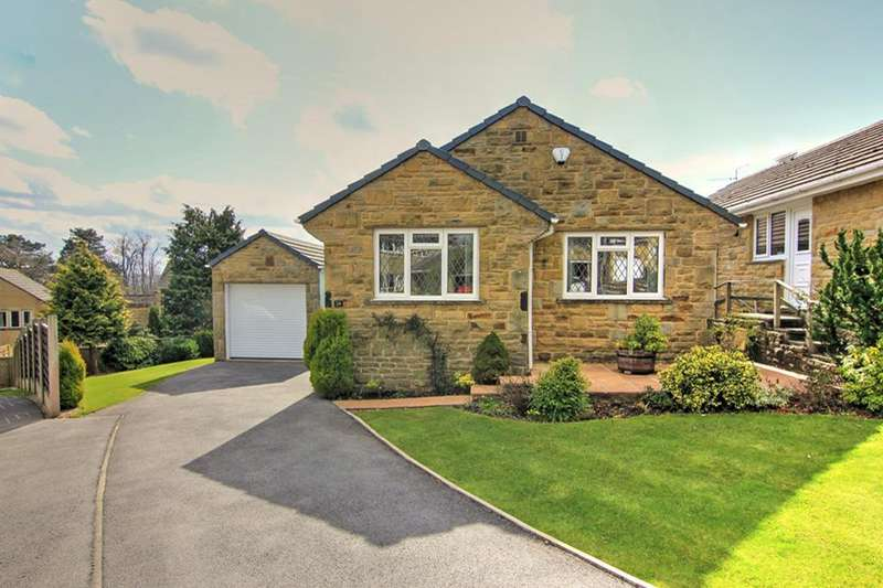 2 Bedrooms Detached Bungalow for sale in 24 Park Wood Crescent, Skipton