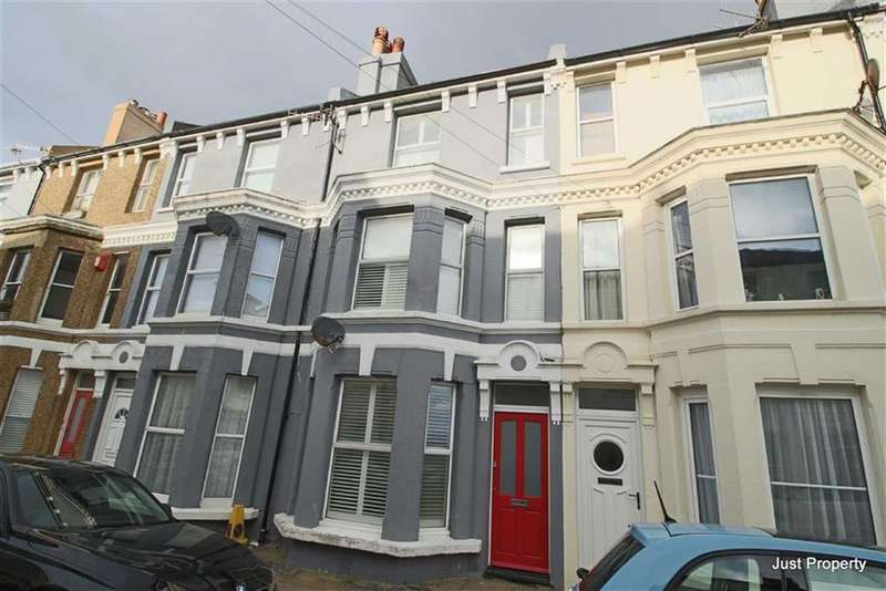 4 Bedrooms Terraced House for sale in Gordon Road, Hastings