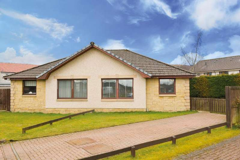 2 Bedrooms Bungalow for sale in Gullipen View, Callander, Stirling, FK17 8HN