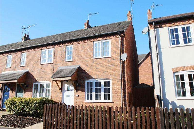 3 Bedrooms End Of Terrace House for sale in Bleachfield Street, Alcester