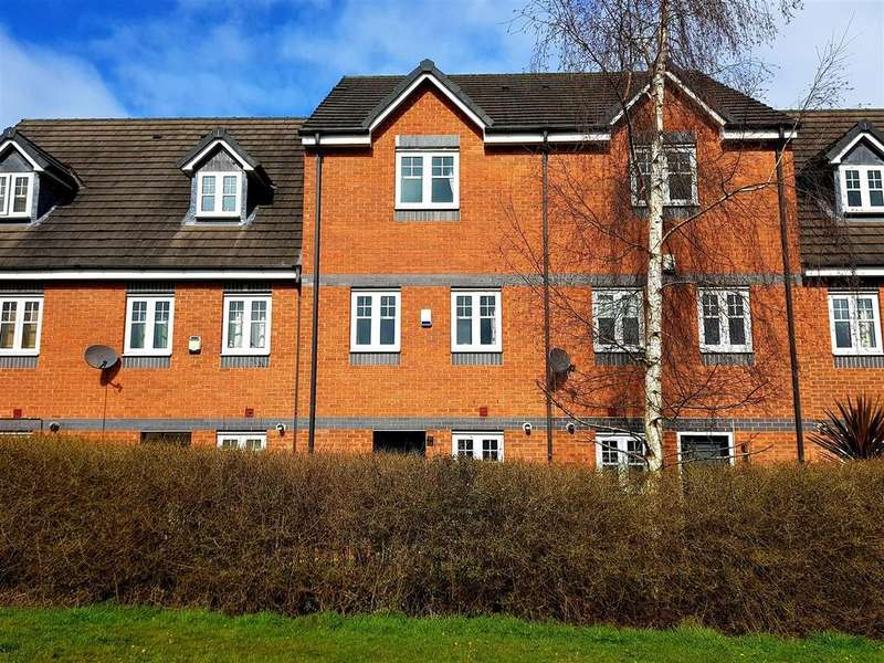 4 Bedrooms Terraced House for sale in Avon Way, Hilton, Derby