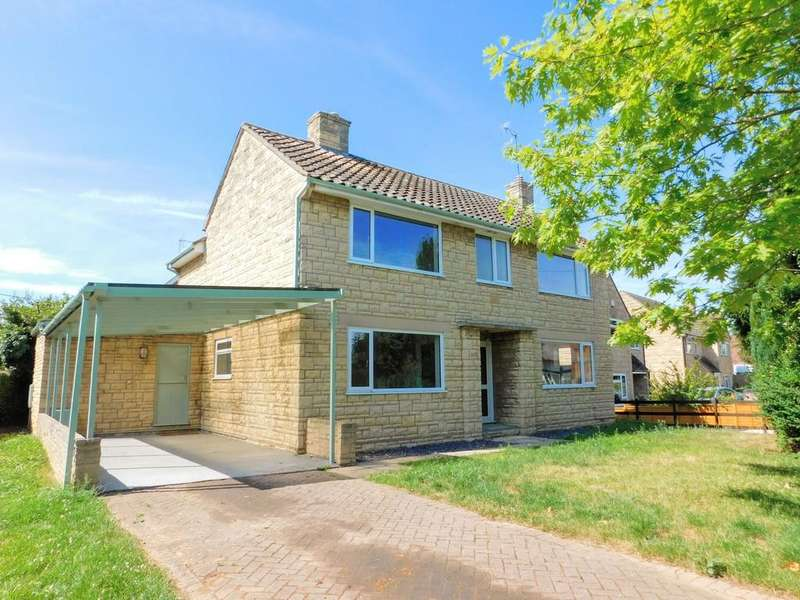 4 Bedrooms Detached House for sale in Beckford Road, Alderton