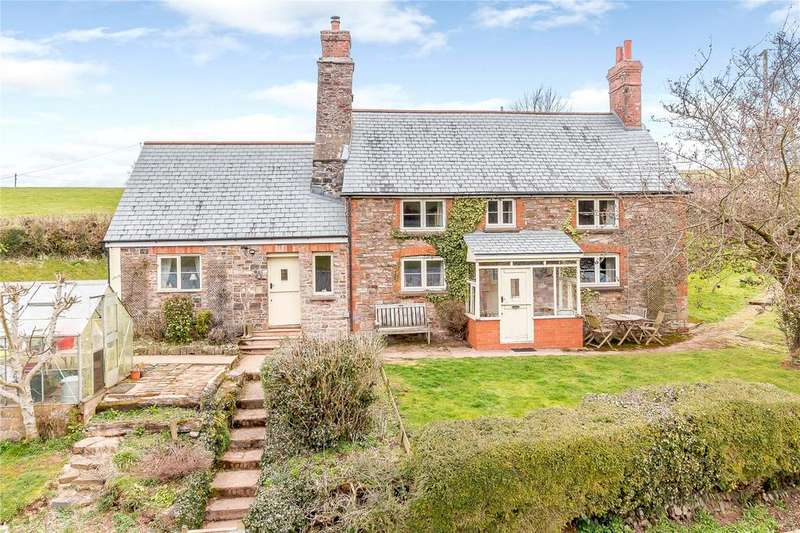 4 Bedrooms Detached House for sale in Clayhanger, Tiverton, Devon