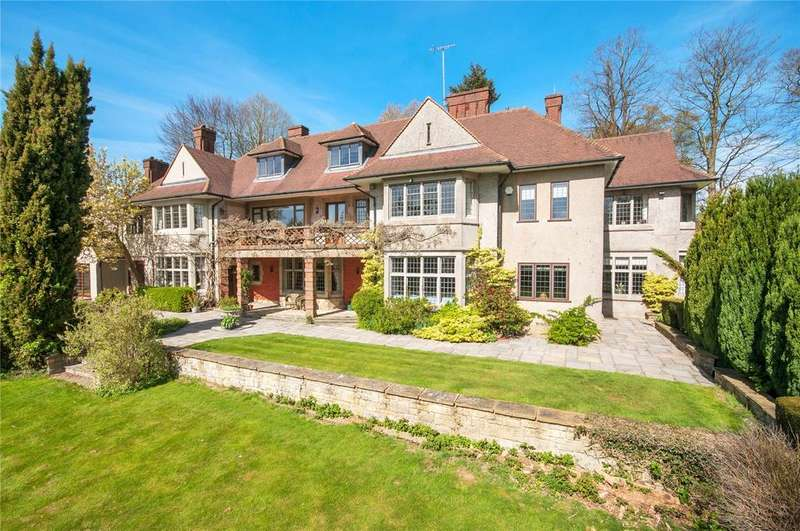 8 Bedrooms Detached House for sale in Nursery Road, Walton on the Hill, Tadworth, Surrey, KT20