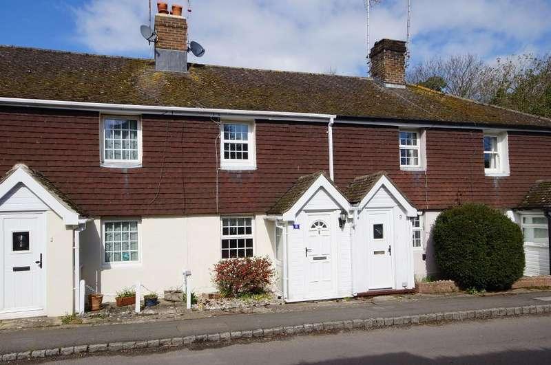 2 Bedrooms Terraced House for sale in Gatewycke Terrace, Tanyard Lane, Steyning, BN44 3RL