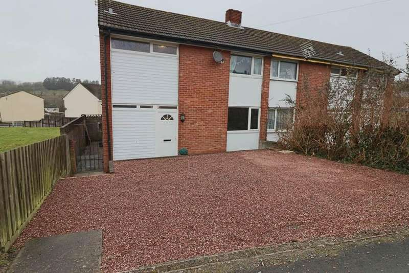 3 Bedrooms End Of Terrace House for sale in Barnstaple, North Devon