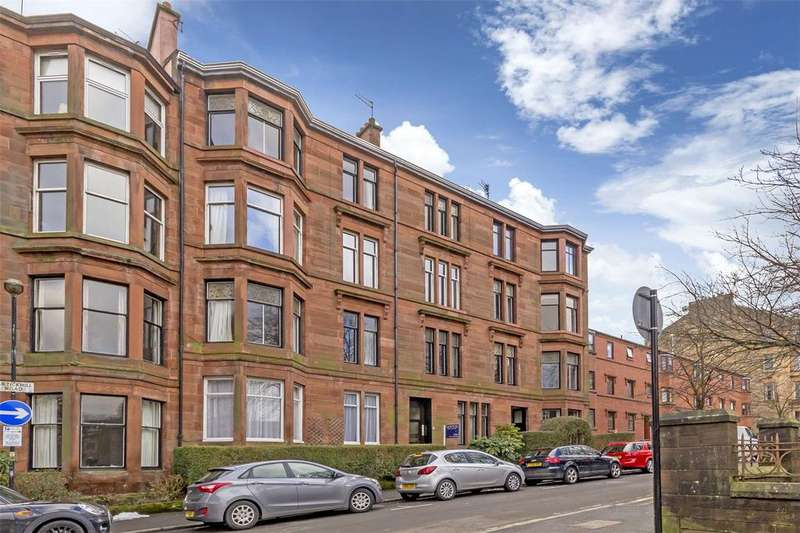 3 Bedrooms Flat for rent in Flat 3/1, 21 Partickhill Road, Partickhill, Glasgow, G11