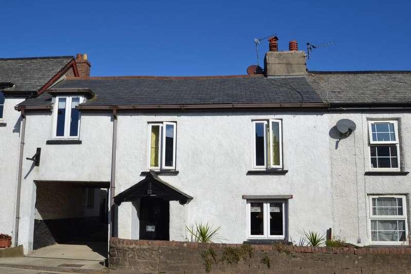 3 Bedrooms Terraced House for rent in Horns Cross, Bideford