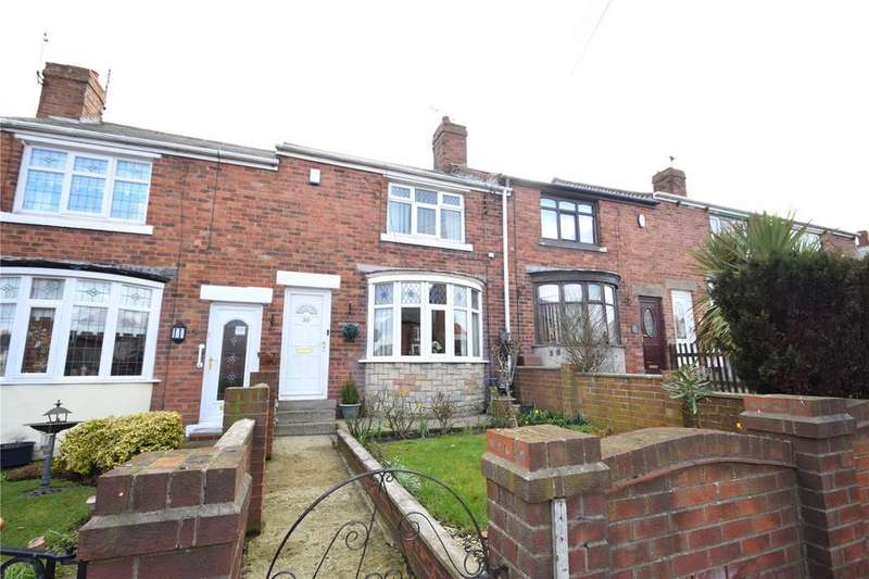 2 Bedrooms Terraced House for sale in Church Lane, Murton, Seaham, Co Durham, SR7