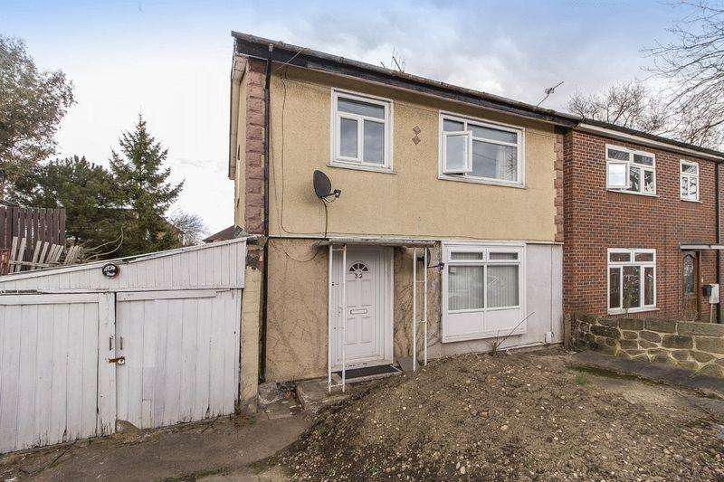 3 Bedrooms Semi Detached House for sale in CROMFORD ROAD, CHADDESDEN