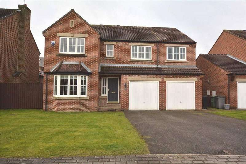 5 Bedrooms Detached House for sale in Fir Tree View, Methley, Leeds, West Yorkshire