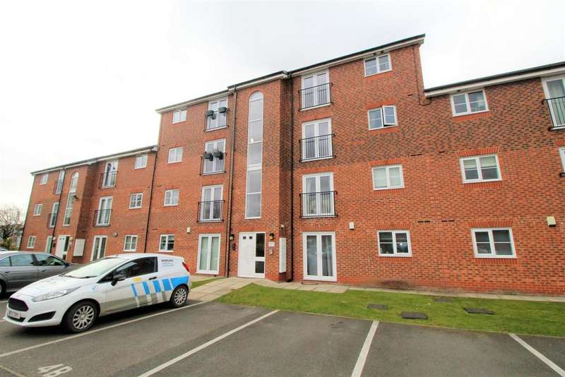 2 Bedrooms Flat for sale in Lawnhurst Avenue, Wythenshawe, Manchester, M23 9RY