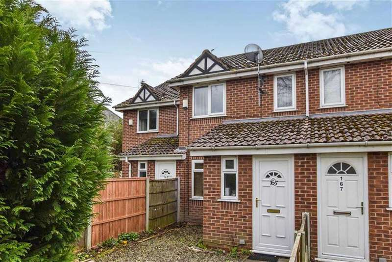 2 Bedrooms Terraced House for sale in Sale Road, Northern Moor, M23