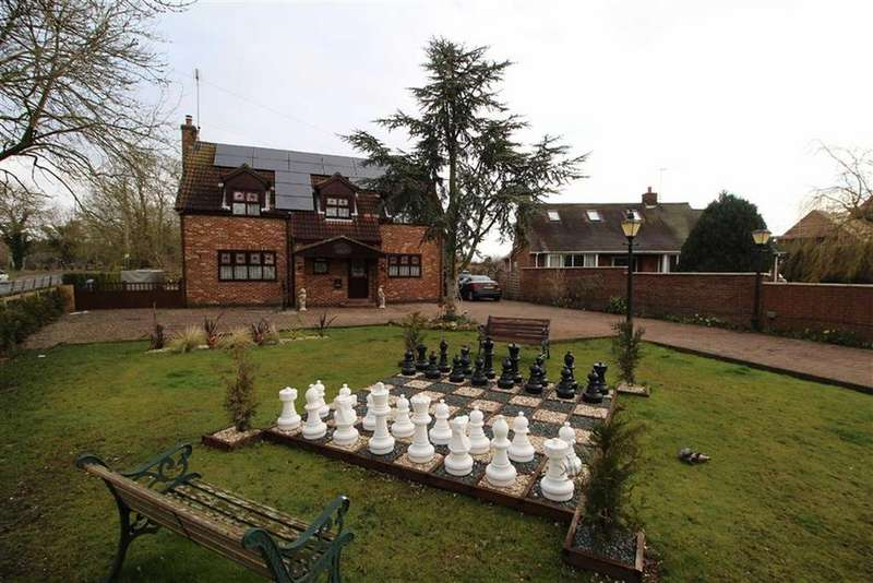 4 Bedrooms Detached House for sale in High Street, Rudston, East Yorkshire