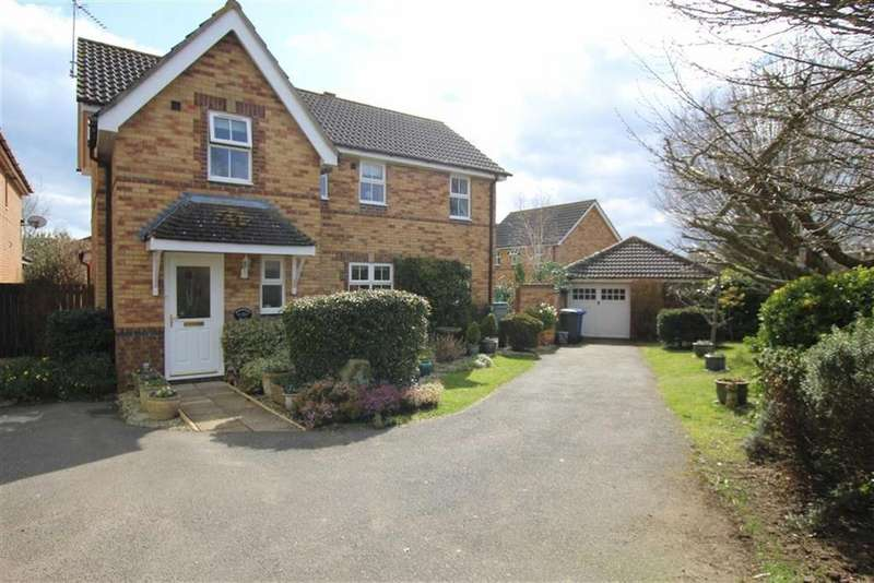 4 Bedrooms Detached House for sale in 2, Humphries Drive, Brackley