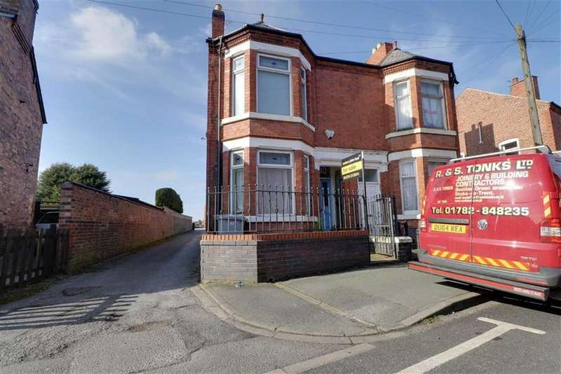 3 Bedrooms Semi Detached House for sale in Bedford Street, Crewe