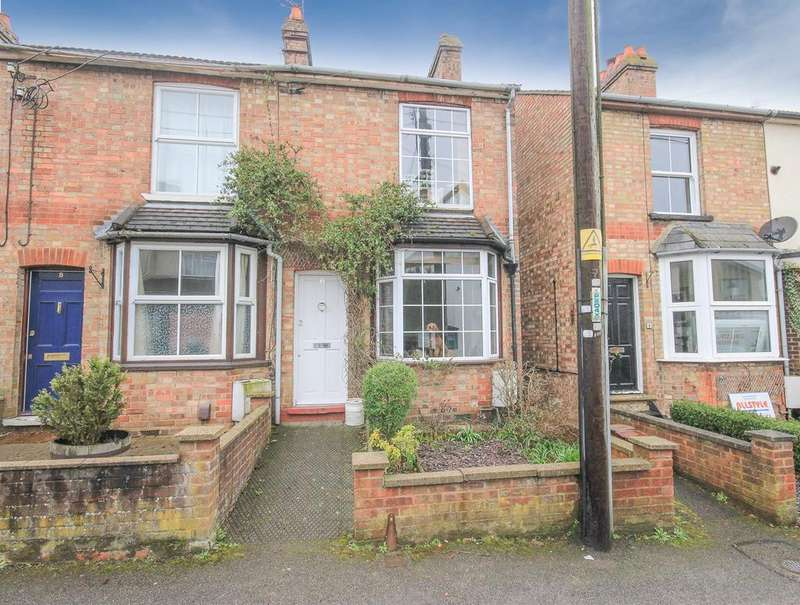 2 Bedrooms Cottage House for sale in Chapel Road, Flitwick, MK45