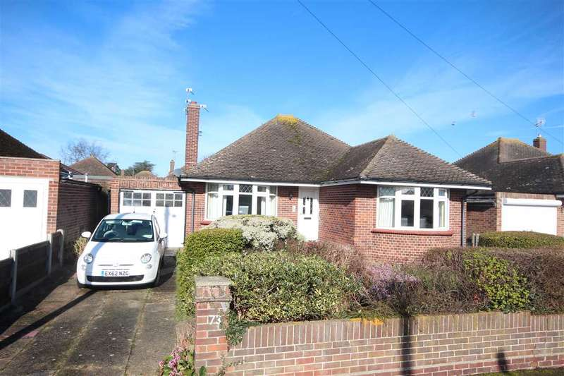 2 Bedrooms Bungalow for sale in Boley Drive, Clacton-on-Sea
