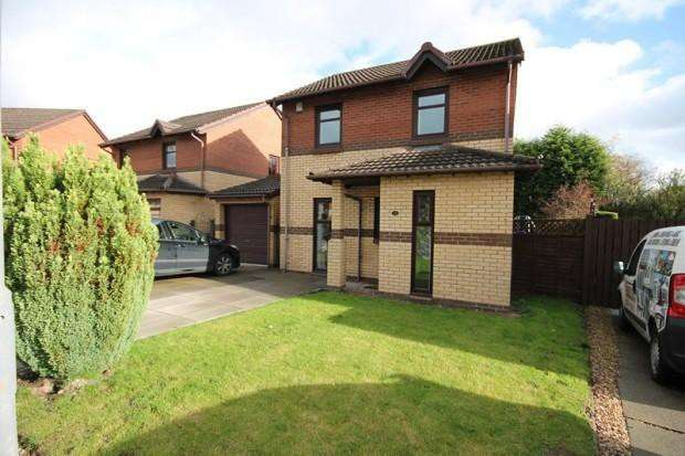 3 Bedrooms Detached House for sale in 31 31 Cameronian Place, Bellshill, ML4