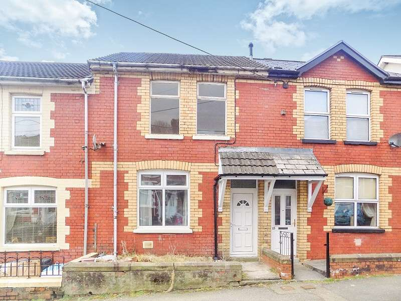 2 Bedrooms Terraced House for sale in The Avenue , Pontycymer, Bridgend. CF32 8LY