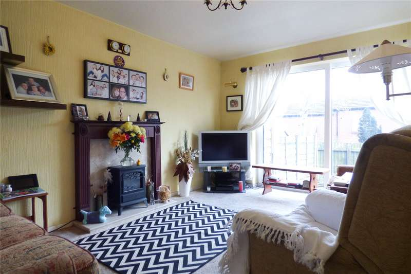 2 Bedrooms Terraced House for sale in Friezland Close, Carrbrook, Stalybridge, Cheshire, SK15