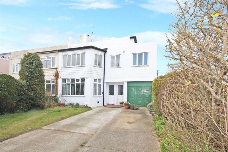 2 Bedrooms Apartment Flat for sale in Shaftesbury Avenue, Worthing, West Sussex, BN12