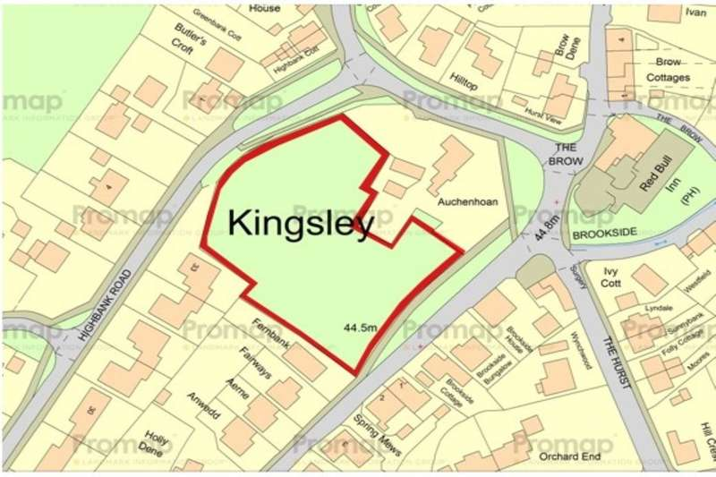 Land Commercial for sale in The Brow, Kingsley, Frodsham, WA6
