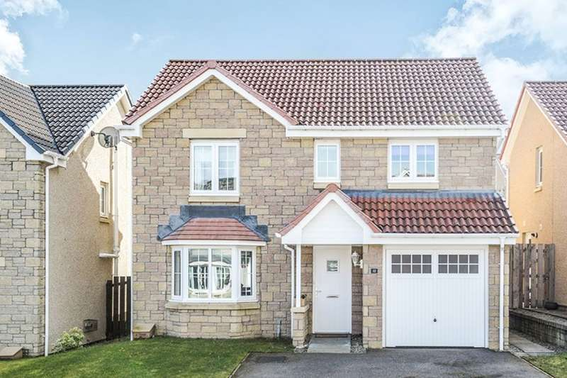 4 Bedrooms Detached House for sale in Woodlands Crescent, Westhill, Inverness, IV2