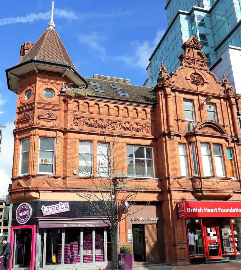 Office Commercial for rent in AJILON HOUSE,28 FRIAR STREET,READING,RG1 1DT, 28 Friar Street, Reading