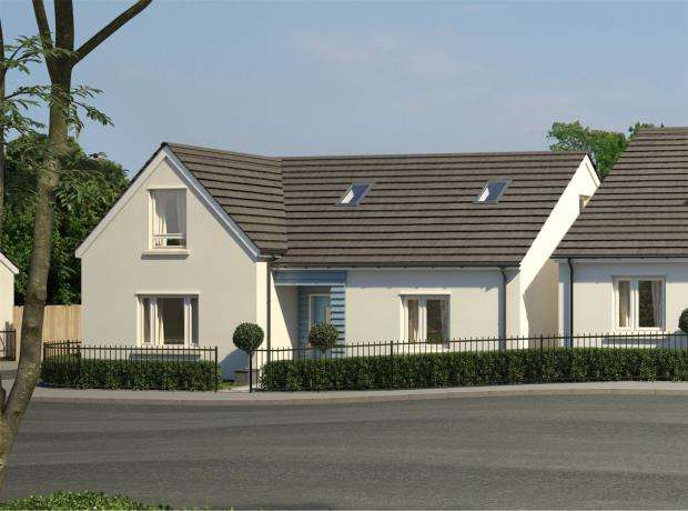2 Bedrooms Detached Bungalow for sale in Godrevy Parc, Hayle, Cornwall