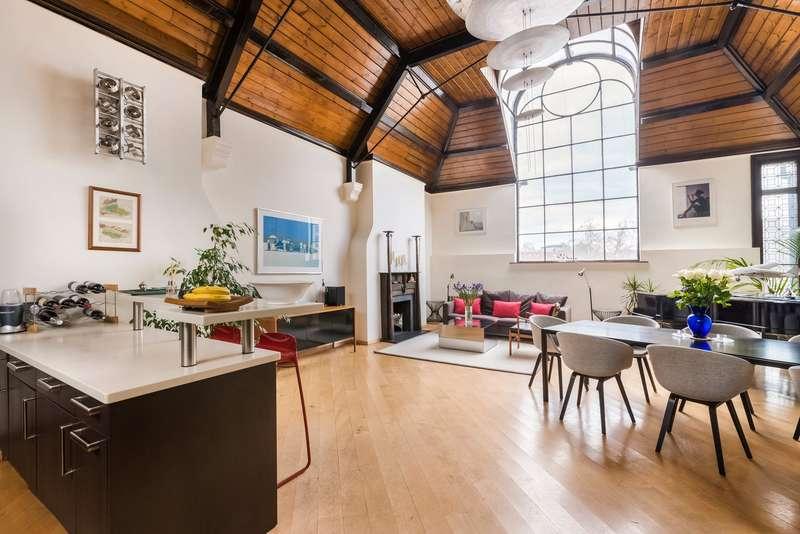 3 Bedrooms Terraced House for sale in St Pauls Studios, 137 Talgarth Road, London, W14
