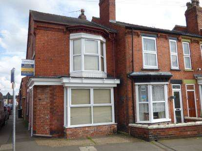 4 Bedrooms Terraced House for sale in Sincil Bank, Lincoln, Lincolnshire, .