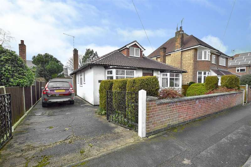 2 Bedrooms Chalet House for sale in Devonshire Avenue, Long Eaton