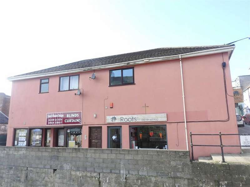 1 Bedroom Flat for sale in Priory Court, Priory Street, CARDIGAN