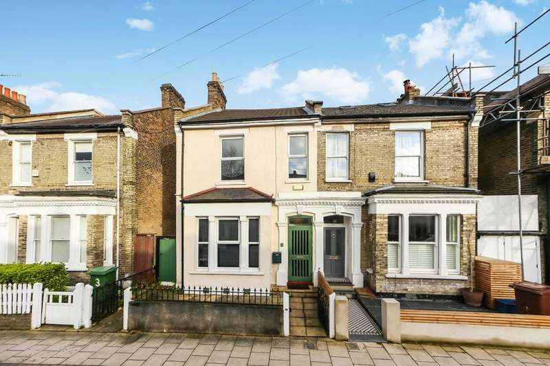 4 Bedrooms Semi Detached House for sale in Tresco Road, London SE15