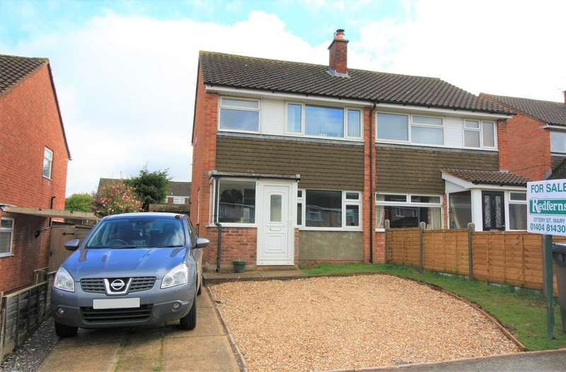 3 Bedrooms Semi Detached House for sale in Honiton