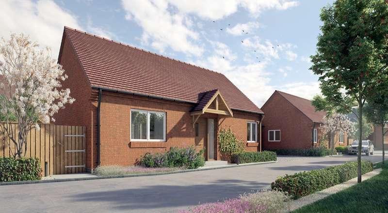 2 Bedrooms Detached Bungalow for sale in Plot 4 Wellington Gardens, Bidford On Avon