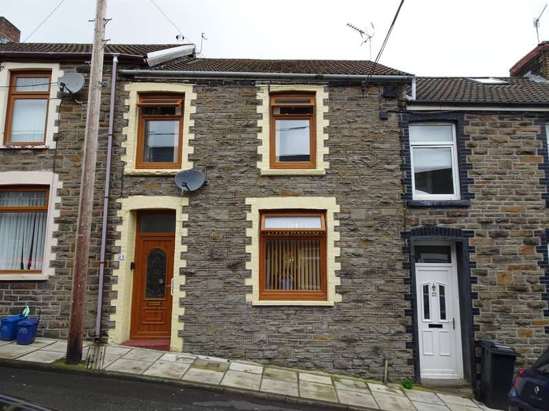 3 Bedrooms Terraced House for sale in Penn Street, Treharris