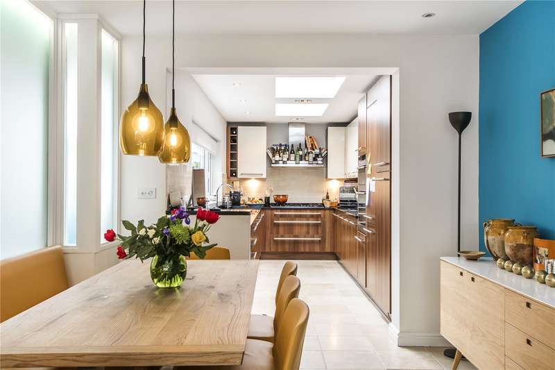 4 Bedrooms Terraced House for sale in Farquhar Road, London, SE19