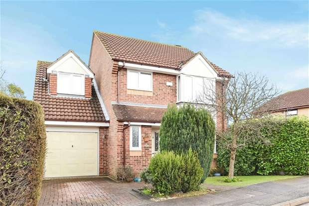 4 Bedrooms Detached House for sale in Dynevor Close, Bromham